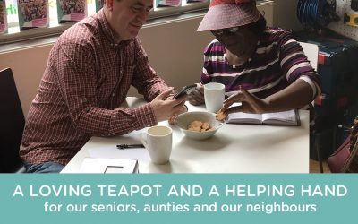 "The first ""Tea and Tech"" launches at Upper Norwood Library Hub"