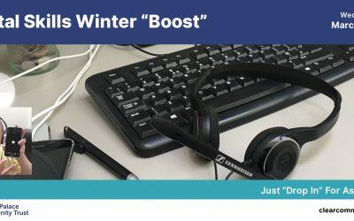 """Digital Skills Winter """"Boost"""""""