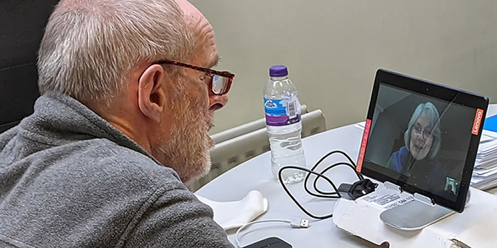 The challenges of starting a digital learning programme during Covid-19