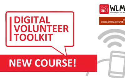 New course launched – Digital Volunteer Toolkit